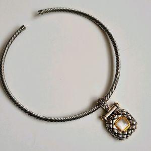 Premier Designs choker necklace